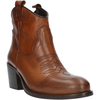 Cipők Női Bokacsizmák Exton MZ40 Leather