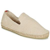 Cipők Férfi Gyékény talpú cipők 1789 Cala SLIPON COTON Homokszín