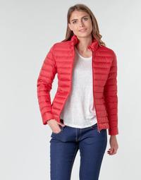 Ruhák Női Steppelt kabátok JOTT CHA Piros