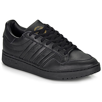 Cipők Férfi Rövid szárú edzőcipők adidas Originals MODERN 80 EUR COURT Fekete