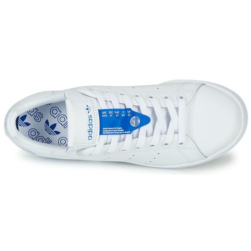 adidas Originals STAN SMITH Fehér - Ingyenes Kiszállítás! - Cipők Rövid szárú edzőcipők  28 351