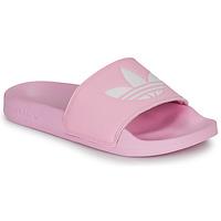 Cipők Női strandpapucsok adidas Originals ADILETTE LITE W Rózsaszín