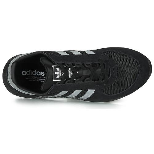 adidas Originals MARATHON TECH Fekete  / Fehér - Ingyenes Kiszállítás