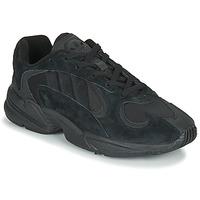 Cipők Férfi Rövid szárú edzőcipők adidas Originals YUNG 1 Fekete