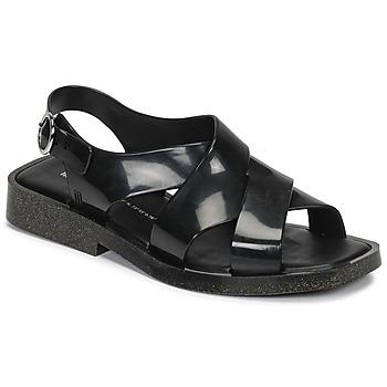 Cipők Női Szandálok / Saruk Melissa MELROSE Fekete