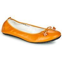 Cipők Női Balerina cipők  Mac Douglas ELIANE Okker-cserszínű