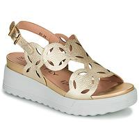 Cipők Női Szandálok / Saruk Stonefly PARKY 9 Arany