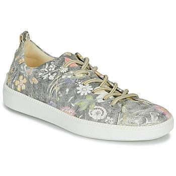 Cipők Női Rövid szárú edzőcipők Think TURNA Szürke