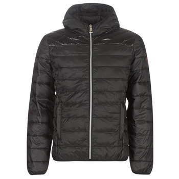 Ruhák Férfi Steppelt kabátok Guess SUPER LIGHT ECO-FRIENDLY JKT Fekete