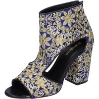 Cipők Női Bokacsizmák Elena Iachi BP21 Fekete