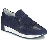 Cipők Női Rövid szárú edzőcipők Myma METTITO Tengerész