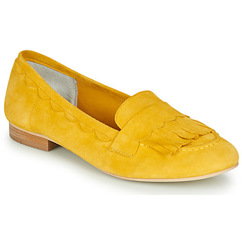Cipők Női Balerina cipők  Myma LOUSTINE Citromsárga