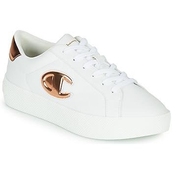 Cipők Női Rövid szárú edzőcipők Champion ERA GEM Fehér / Bronz