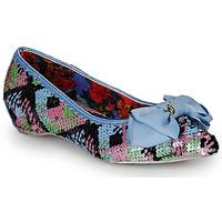 Cipők Női Balerina cipők  Irregular Choice MINT SLICE Rózsaszín / Kék