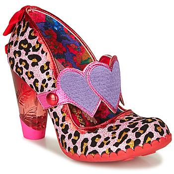Cipők Női Félcipők Irregular Choice LOCKHART Piros
