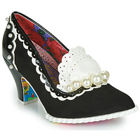 Cipők Női Félcipők Irregular Choice SEASIDE PADDLE Fekete