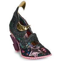 Cipők Női Félcipők Irregular Choice GALACTIC THUNDER Fekete