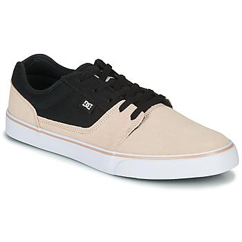Cipők Férfi Rövid szárú edzőcipők DC Shoes TONIK Bézs / Fekete