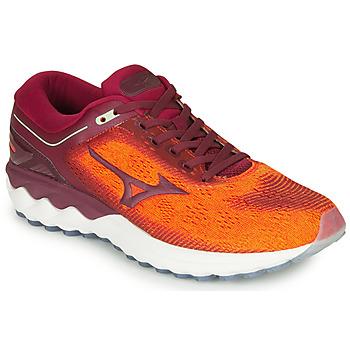 Cipők Férfi Futócipők Mizuno SKYRISE Piros / Narancssárga