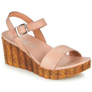 Cipők Női Szandálok / Saruk Felmini LESLIE Bézs