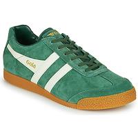 Cipők Férfi Rövid szárú edzőcipők Gola HARRIER Zöld