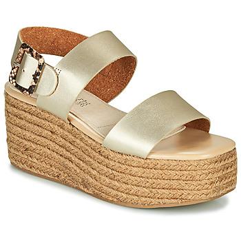 Cipők Női Szandálok / Saruk MTNG GARISSAN Arany