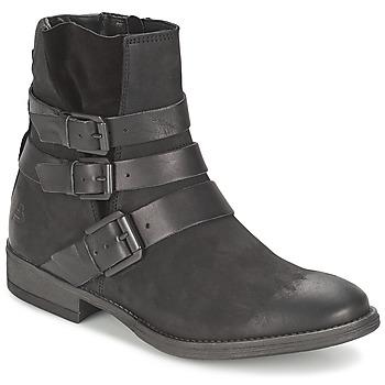Cipők Női Csizmák Bullboxer AXIMO Fekete