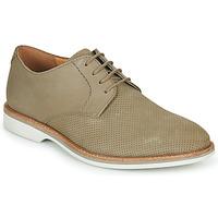 Cipők Férfi Oxford cipők Clarks ATTICUS LACE Bézs