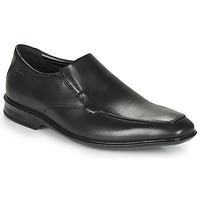 Cipők Férfi Oxford cipők Clarks BENSLEY STEP Fekete