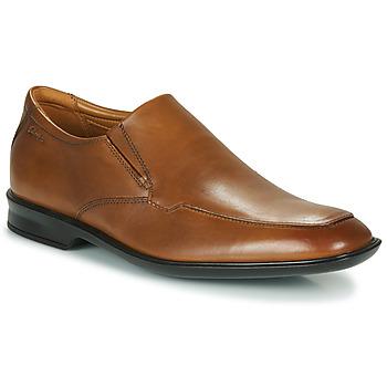 Cipők Férfi Oxford cipők Clarks BENSLEY STEP Barna
