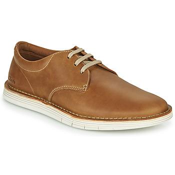 Cipők Férfi Oxford cipők Clarks FORGE VIBE Barna