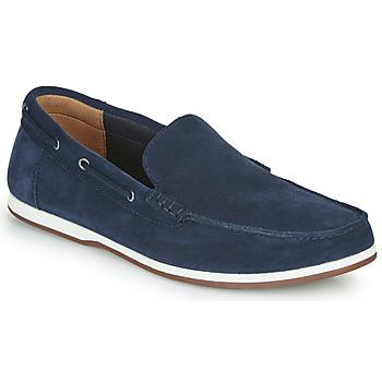 Cipők Férfi Vitorlás cipők Clarks MORVEN SUN Tengerész