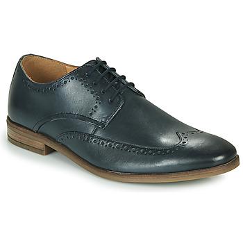 Cipők Férfi Oxford cipők Clarks STANFORD LIMIT Tengerész