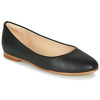 Cipők Női Balerina cipők  Clarks GRACE PIPER Fekete