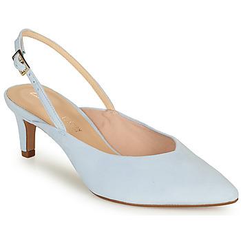 Cipők Női Félcipők Clarks LAINA55 SLING Kék