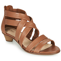 Cipők Női Szandálok / Saruk Clarks MENA SILK Teve
