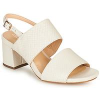 Cipők Női Szandálok / Saruk Clarks SHEER55 SLING Fehér