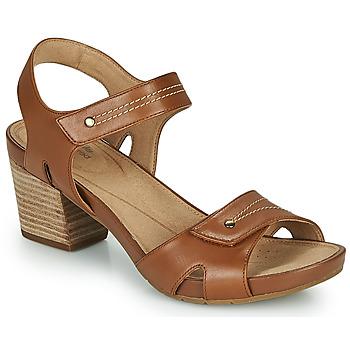 Cipők Női Szandálok / Saruk Clarks UN PALMA VIBE Teve