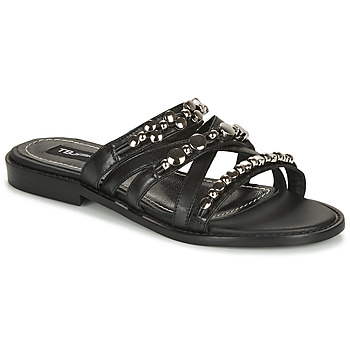 Cipők Női Papucsok Tosca Blu CUBA Fekete