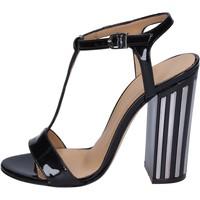 Cipők Női Szandálok / Saruk Marc Ellis BP30 Fekete