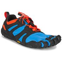 Cipők Férfi Futócipők Vibram Fivefingers V-TRAIL 2.0 Kék / Narancssárga