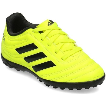 Cipők Gyerek Foci adidas Originals Copa 194 Junior Seledynowe,Żółte