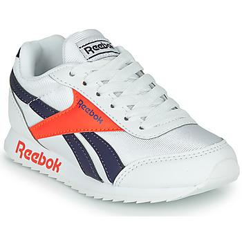Cipők Gyerek Rövid szárú edzőcipők Reebok Classic REEBOK ROYAL CLJOG Szürke / Kék