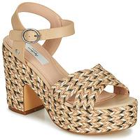 Cipők Női Szandálok / Saruk Pepe jeans BLEAN Bézs