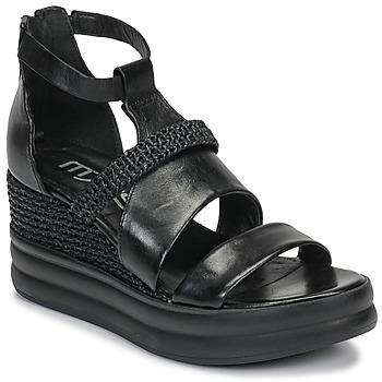 Cipők Női Szandálok / Saruk Mjus BELLANERA Fekete
