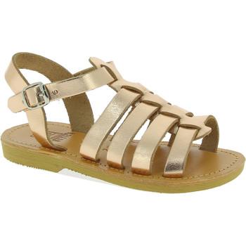 Cipők Lány Szandálok / Saruk Attica Sandals PERSEPHONE CALF GOLD-PINK oro