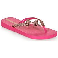 Cipők Lány Lábujjközös papucsok Ipanema LOLITA IV Rózsaszín