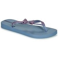 Cipők Lány Lábujjközös papucsok Ipanema LOLITA IV Kék