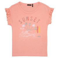 Ruhák Lány Rövid ujjú pólók Ikks POLIAK Narancssárga