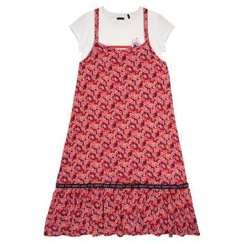 Ruhák Lány Rövid ruhák Ikks DANIA Sokszínű